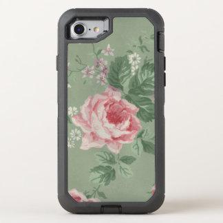 Het roze nam toe OtterBox defender iPhone 7 hoesje