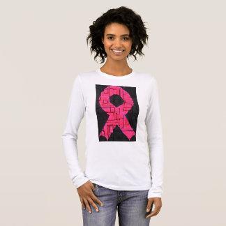 Het roze Overhemd van het Lint T Shirts