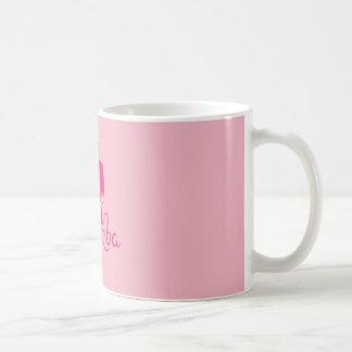Het Roze Paar van Kizomba Koffiemok