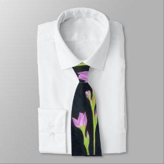 Het roze Paarse Stropdas van de Iris