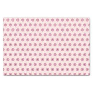 Het roze Papieren zakdoekje van Daisy 25,4 X 38,1 Cm Zijdepapier