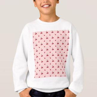 Het Roze Patroon van de kers Trui