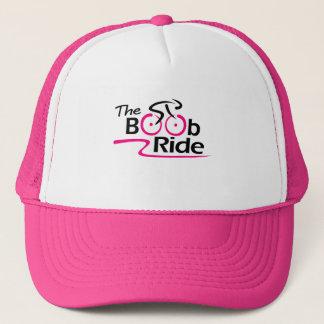 Het roze Pet van de Vrachtwagenchauffeur