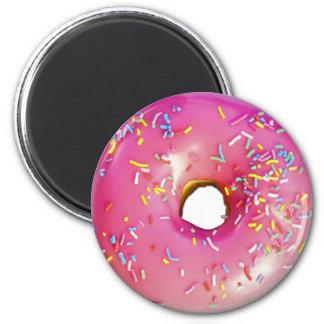 Het Roze van de doughnut Magneet
