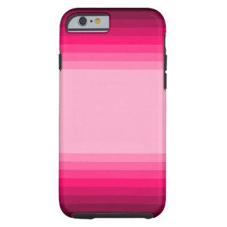 Het Roze van Girly!!! Tough iPhone 6 Hoesje