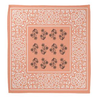 Het Roze van het koraal/Perzik Bandana met