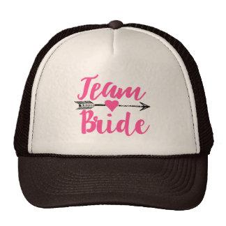 Het Roze van het team Bride|Hot Mesh Pet