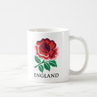 Het Rugby van Engeland Koffiemok