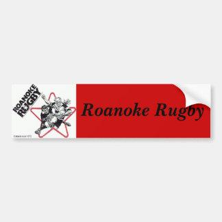 Het Rugby van Roanoke Bumpersticker
