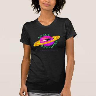 Het ruimte Logo van de Ontdekkingsreiziger T Shirt