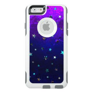 Het ruimte mooie sterrige afbeelding van de OtterBox iPhone 6/6s hoesje