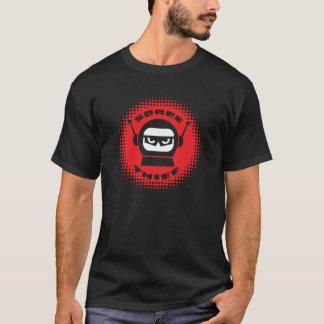 Het ruimte Overhemd van het Logo van de Robot van T Shirt