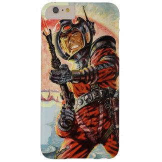 Het RuimteAvontuur van het Sci Fi Barely There iPhone 6 Plus Hoesje