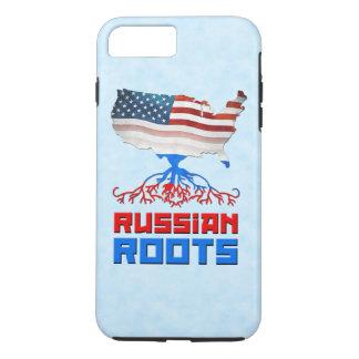 Het Russische Amerikaanse Hoesje van de Telefoon