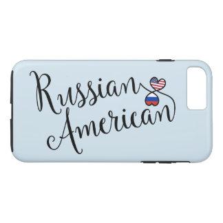 Het Russische Amerikaanse Ineengestrengelde Hoesje