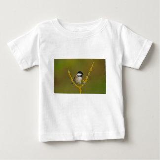 Het Rusten van de Vogel van de Mees van de Baby T Shirts