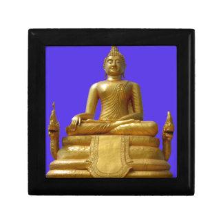 Het rustige en mooie ontwerp van Boedha Decoratiedoosje