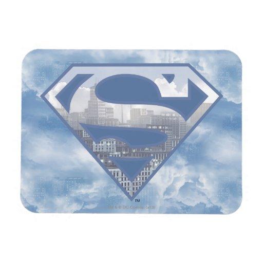 Het s-Schild van de superman Magneet