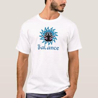 Het Saldo van het mannen ~: Meditatie & heilige T Shirt