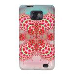 Het Samenvoegen van de Meloenen van Paisley Samsung Galaxy S2 Cover
