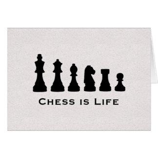 Het schaak is het Leven Briefkaarten 0