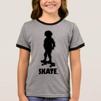 Het schaatsen de Verkoop van de Kleding van de T Shirts