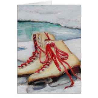Het schaatsen Dromen Kaart