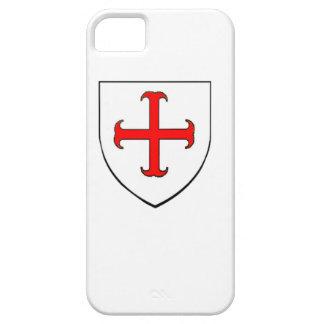 Het Schild van de Kruistocht van Templar van Barely There iPhone 5 Hoesje