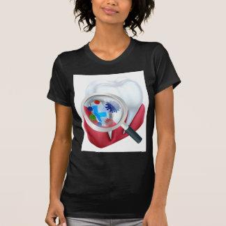 Het Schild van de Tand van de bescherming T Shirt