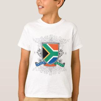Het Schild van Zuid-Afrika T Shirt