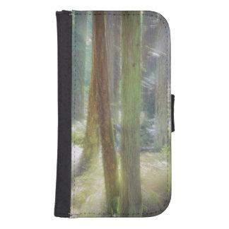 Het schilderachtig Park van de Staat van het Galaxy S4 Portemonnee Hoesje
