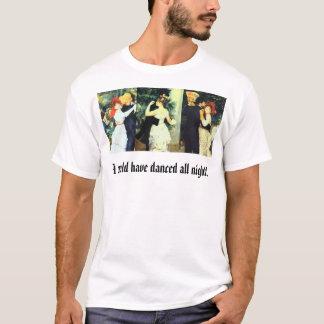Het Schilderen van drie Dans door Renoir T Shirt