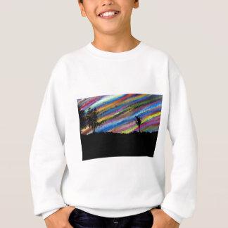 Het schilderen van het kleurpotlood trui