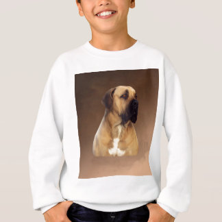 Het Schilderen van het Portret van de Hond van de Trui