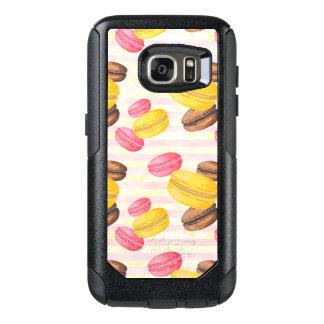 Het Schilderen van makarons OtterBox Samsung Galaxy S7 Hoesje