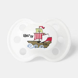 Het Schip van de piraat Spenen
