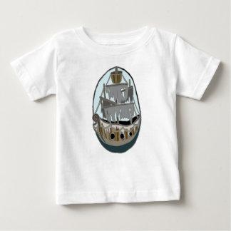 Het Schip van het spook Baby T Shirts