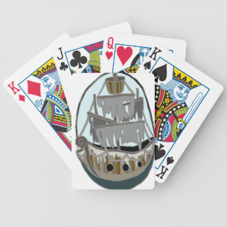 Het Schip van het spook Poker Kaarten