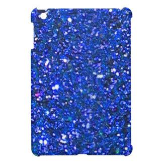 Het schitterende Blauw schittert het MiniHoesje iPad Mini Hoesje
