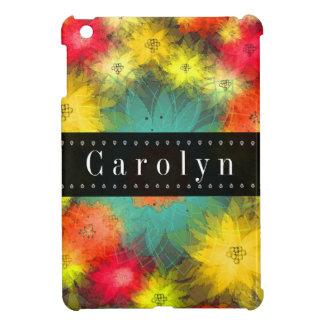 Het schitterende Bloemen MiniHoesje van iPad Grung iPad Mini Cases