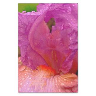 Het schoonheid-Weefsel van de iris Verpakkend Tissuepapier