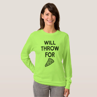 Het schot Gezette Overhemd van de Pottenbakker van T Shirt