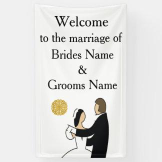 Het Schotse en Keltische Thema van het Huwelijk