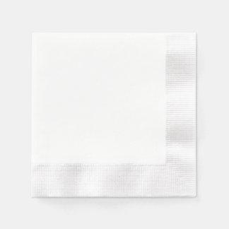 Het Servet van het Document van de douane - Gemunt Papieren Servet