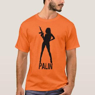 Het Silhouet van Palin T Shirt