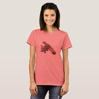 Het sinaasappel van de de ontwerperst-shirt van t shirt