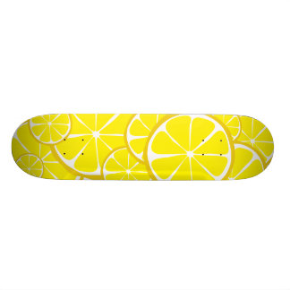 Het Skateboard van de Citroen van de Citrusvrucht