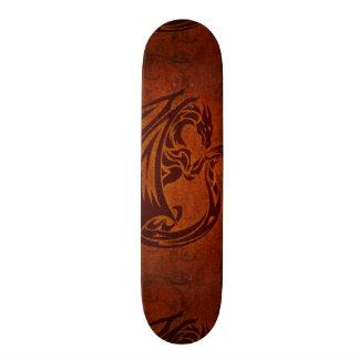 Het Skateboard van de draak
