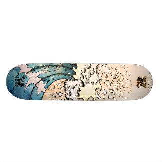 Het Skateboard van de golf