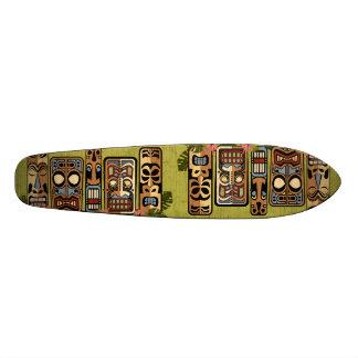 Het Skateboard van de Partij van Tiki